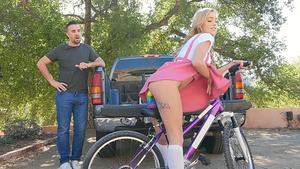 Teen nude pussy bicycle topic