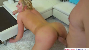 Young Kate England big dick doggystyle fuck with married man!
